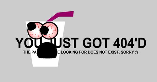 创意404页面-8