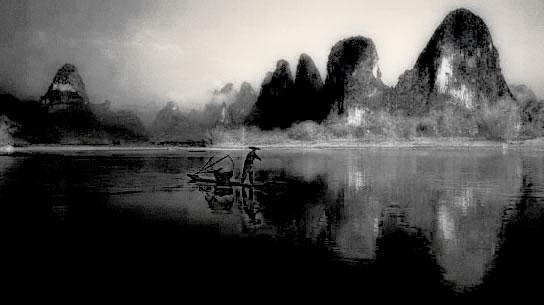 山水浓墨:桂林山水