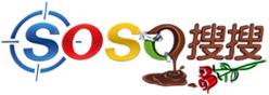 腾讯搜搜Logo-情人节