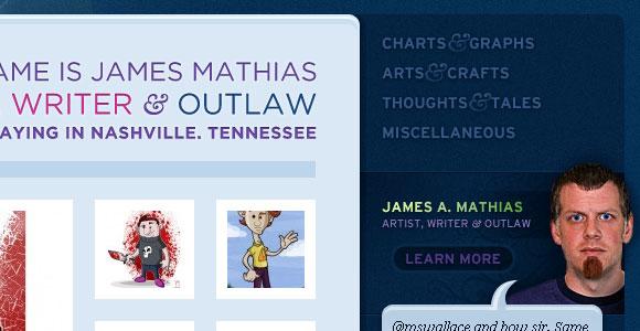 人物肖像在网页设计中的运用-2