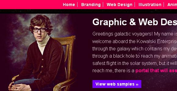 人物肖像在网页设计中的运用-4